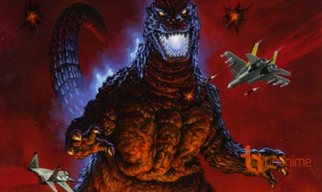 Người đàn ông bí ẩn sau lớp áo Godzilla đã qua đời!