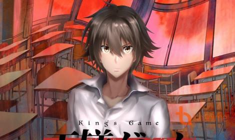 Anime kinh dị King's Game The Animation - Mệnh lệnh dã man