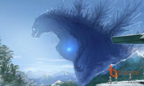 Anime Godzilla - Cơn sốt mới về cuộc chiến chống quái vật!