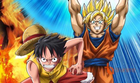 One Piece và Dragon Ball sẽ giao lưu trong crossover mới?