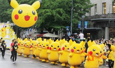 Cuộc xâm lăng của binh đoàn Pikachu... và một nhân vật đặc biệt?!