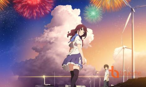 Uchiage Hanabi  lập kỷ lục 170 triệu yên chỉ trong ngày đầu công chiếu!