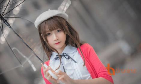 Nàng Megumi phiên bản tóc dài!