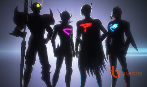 Infini-T Force hé lộ dự án movie!