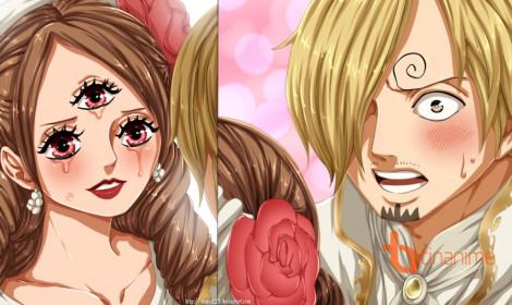 Spoiler One Piece chương 876 - Con người thật của Pudding cuối cùng đã lộ diện!