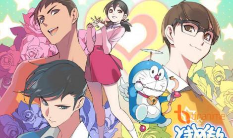 Doraemon - Qua tay fan là thành soái ca, hot girl hết!