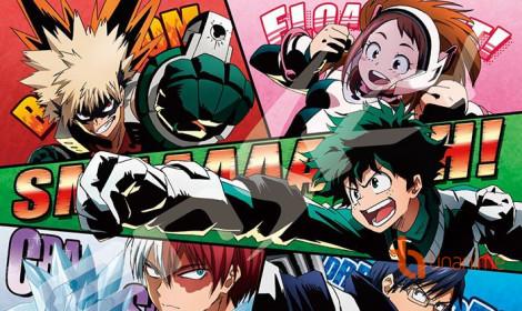 Boku no Hero Academia - Thử thách mới trong kỳ thi cuối cùng