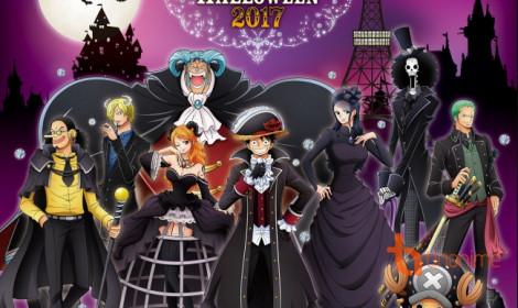 Đón Halloween cùng One Piece!