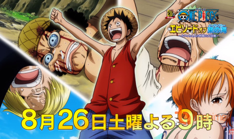 One Piece Episode of East Blue hé lộ video mới!
