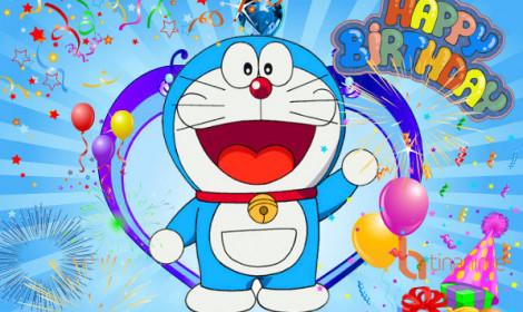 Mừng sinh nhật Doraemon - Mèo máy tốt bụng!