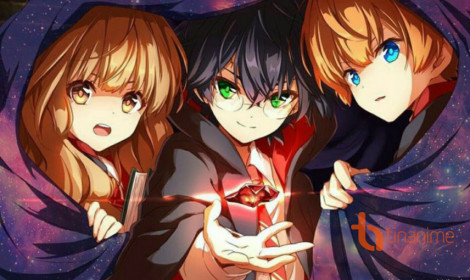 Harry Potter phiên bản anime (Phần 1)