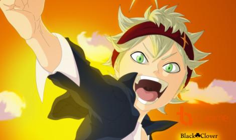 Black Clover - Huyền thoại ma pháp!
