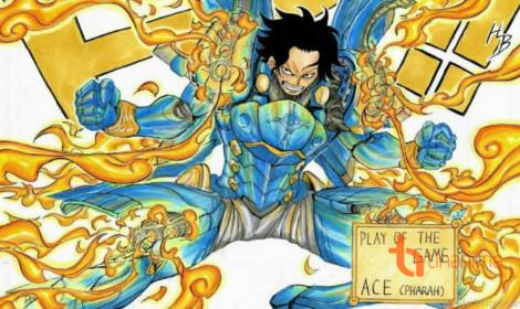 Há hốc mồm với bộ ảnh One Piece và Overwatch kết hợp (Phần 1)