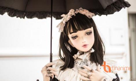 Người hóa búp bê - Trào lưu độc lạ tại Nhật Bản