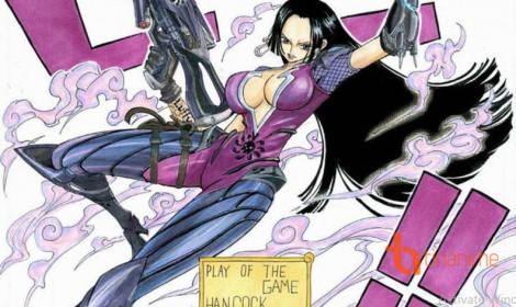 Há hốc mồm với bộ ảnh One Piece và Overwatch kết hợp (Phần 3)