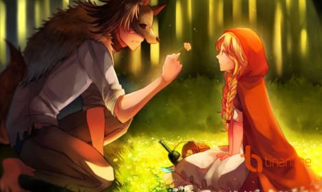"""Chuyện tình cô bé quàng khăn đỏ và """"sói ca""""!"""