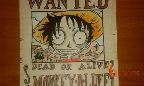 """One Piece bị """"dìm hàng"""" không thương tiếc với phong cách Tim Burton"""