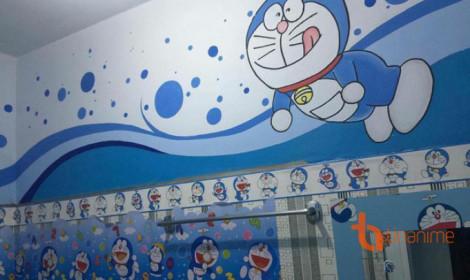 Căn nhà mơ ước của fan cuồng Mèo Ú Doraemon!