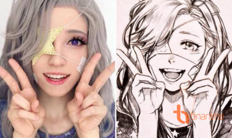 Vào anime là xinh lung linh!