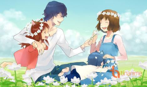 Họa sĩ manga Wolf Children đã qua đời!