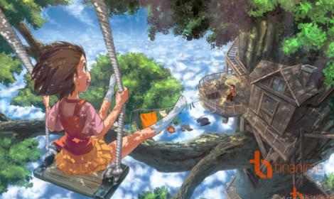 Dự án xây nhà tương lai - Nhà trên cây!
