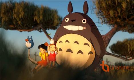 Lạc vào thế giới Ghibli ảo diệu chỉ với video 3 phút