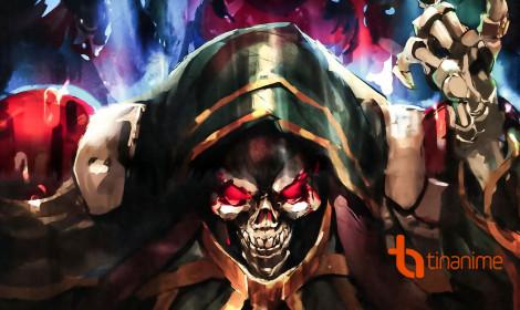 Overlord season 2 hé lộ thời gian ra mắt!