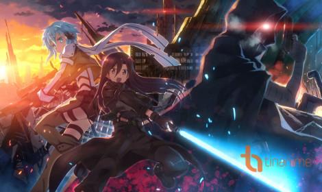 """Phát sốt"" với game bắn súng Sword Art Online: Fatal Bullet"