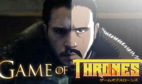 Khi Game of Thrones được chuyển thể thành anime