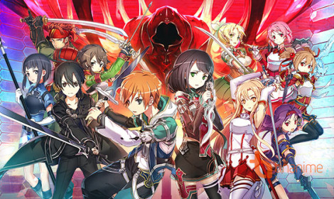 Sword Art Online tung game di động mới toanh!