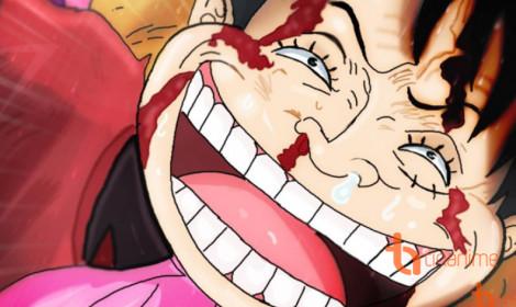 Nụ cười khó hiểu của Luffy trong trận đấu với Katakuri!