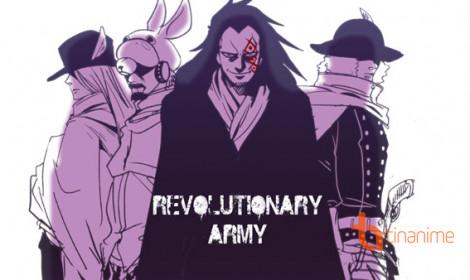 Quân Cách Mạng trong One Piece - Mối hiểm họa khôn lường với Chính Phủ Thế Giới!