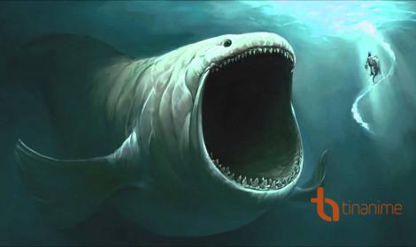 Bí ẩn dưới lòng biển sâu!