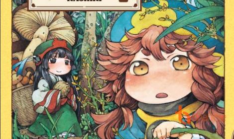 Hakumei to Mikochi - Nhóc người lùn sống trong rừng thẳm