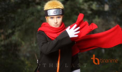 Naruto chuẩn soái ca trong bộ ảnh mới!