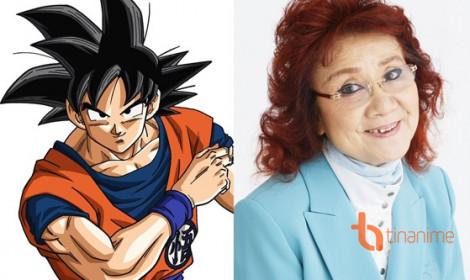 Chúc mừng sinh nhật Masako Nozawa - Người diễn viên tận tụy của làng anime!