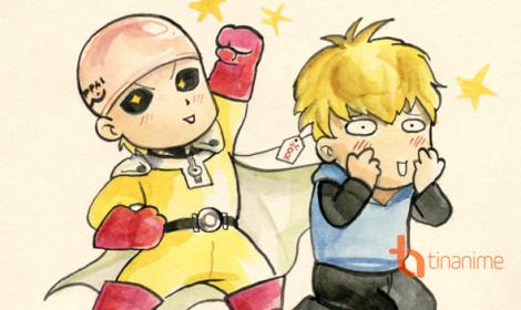 Mừng sinh nhật cha đẻ One Punch Man!!!