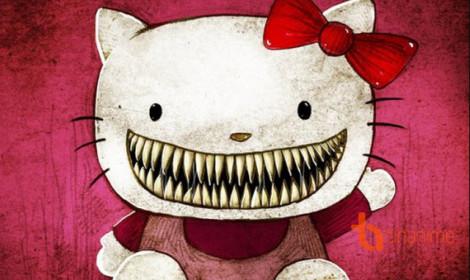 Tại sao Hello Kitty không có miệng?