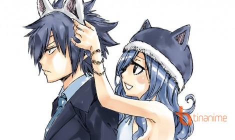 [Doujinshi] Fairy Tail - Bấn loại khi Gray mang tai mèo
