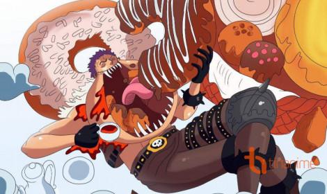 """Tác giả One Piece cũng là """"tín đồ bánh donut""""!"""
