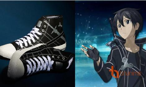 "Giày Converse phong cách Sword Art Online cực ""chất"""