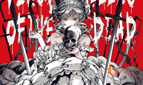 Seven Seas đã được phép xuất bản manga Versailles of the Dead