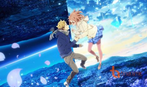 Còn 4 ngày nữa, anime Beyond the Boundary sẽ phát sóng phần mới