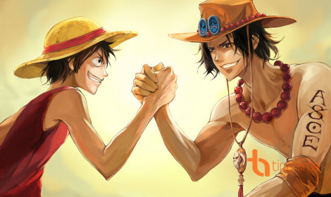 [Doujinshi] Luffy và Ace - Không bao giờ rời xa!