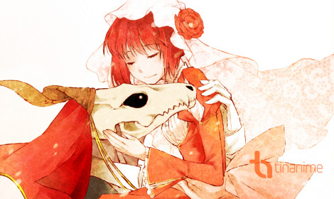 [Fanart] Mahou Tsukai no Yome - em là cô dâu của anh