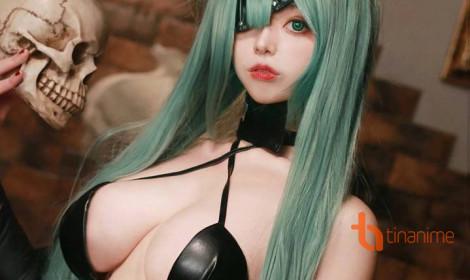 """Lucia - Cô nàng """"búp bê sống"""" của làng cosplay (Phần 2)!"""