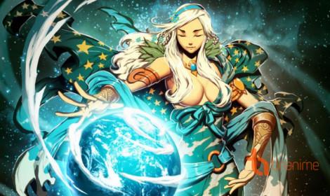 Thần thoại Hi Lạp phong cách anime tuyệt đỉnh