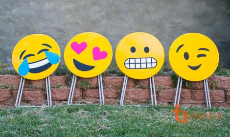 """Emoji - Công cụ """"bình loạn"""" trên mạng xã hội của giới trẻ!"""