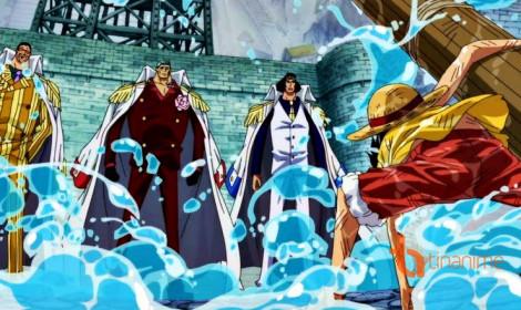 Hải Quân - Lực lượng quân sự hùng mạnh nhất One Piece!