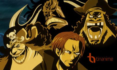 Ai là tứ hoàng mạnh mẽ nhất trong One Piece?